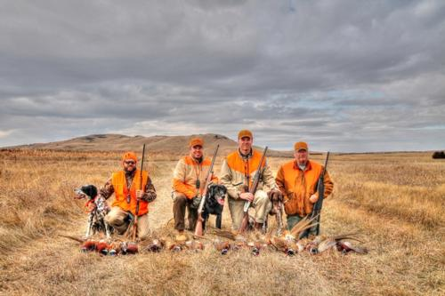 2013 South Dakota Pheasant Hunting Year Review