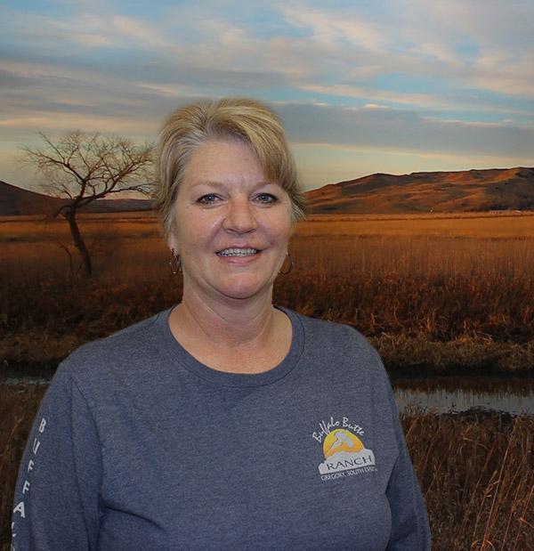 Buffalo Butte Staff - Cheryl