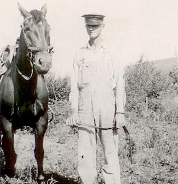 Buffalo Butte's History