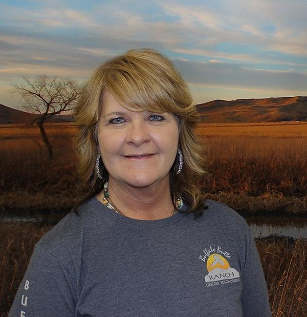 Buffalo Butte Staff - Lisa