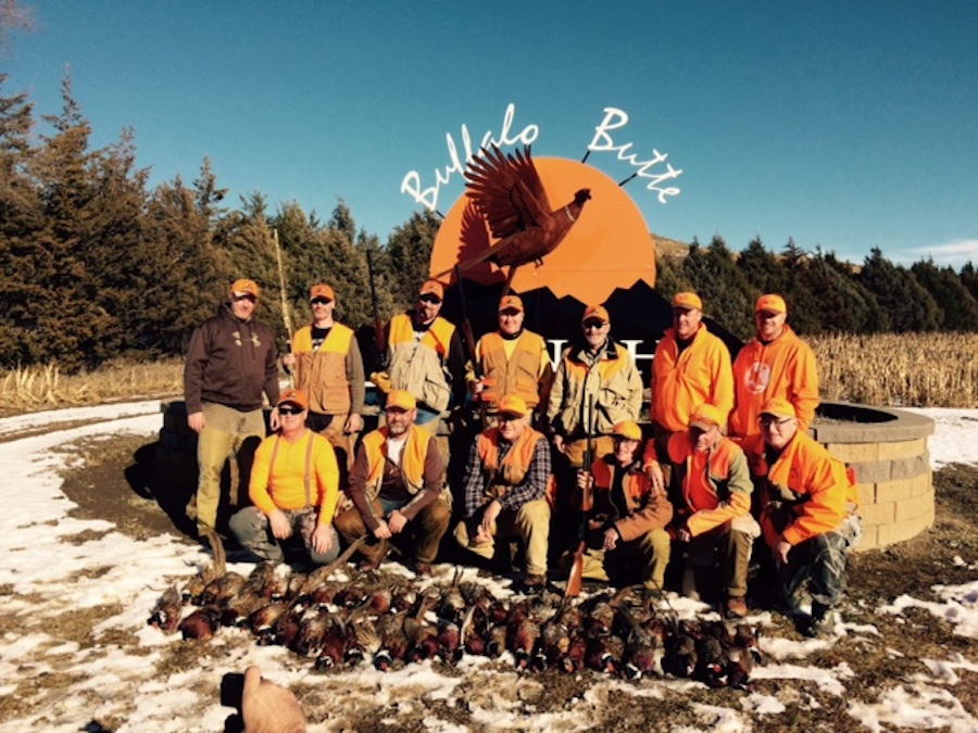 Pheasant Hunt Gear