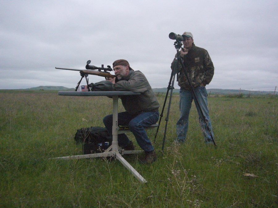 Prairie Dog Hunting Gear