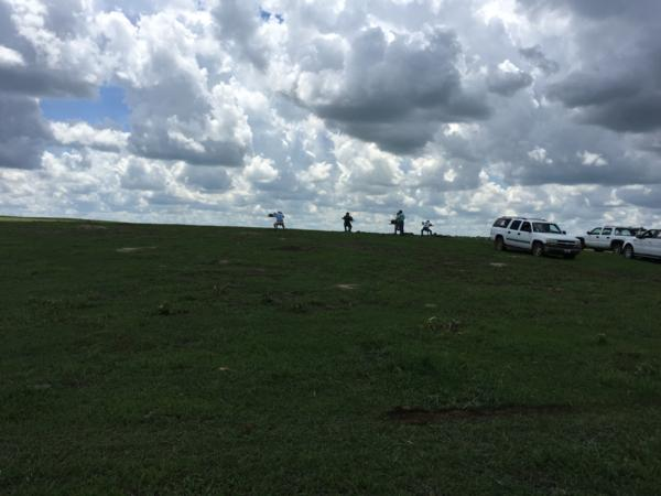 Prairie Dog Hunting