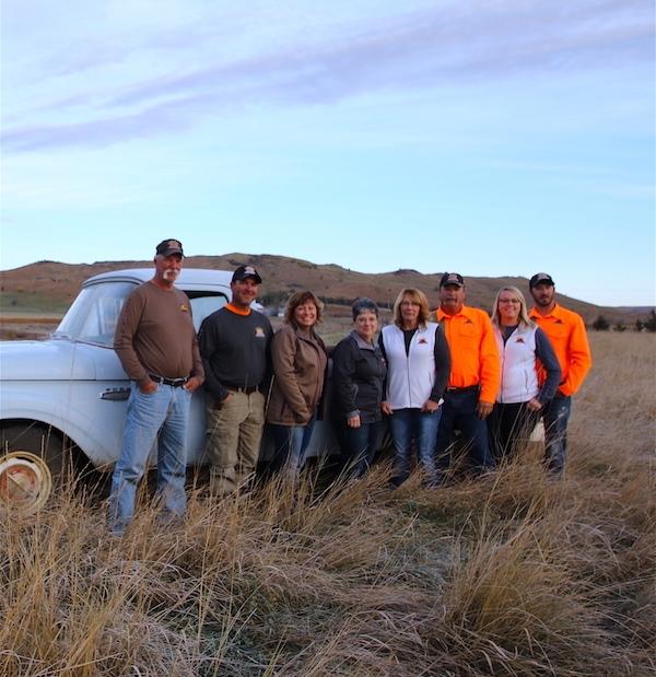 South Dakota Pheasant Hunting Wokers