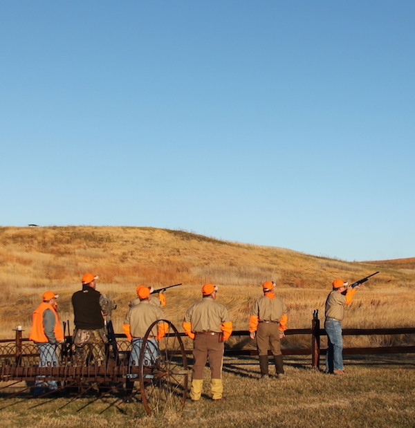 Buffalo Butte Offers Clays