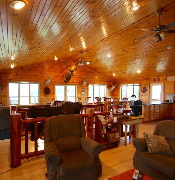 Gregory Hunting Lodge